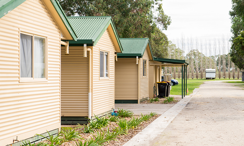 Backpacker Accommodation in Penola